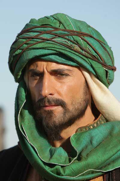 Beard and turban