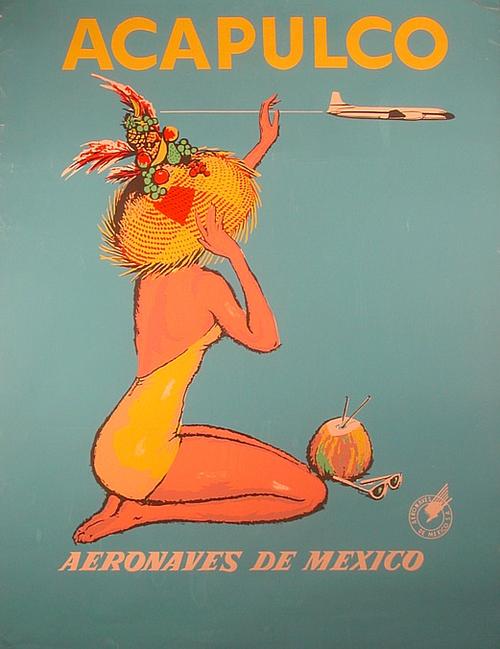 Acapulco, 1950s