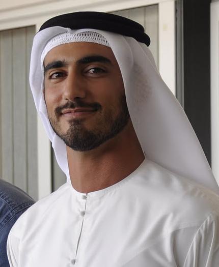 Cute Emirati