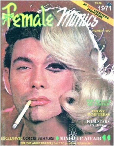 Female Mimics, 1971