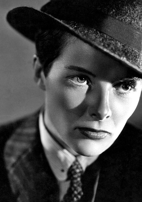 Katharine Hepburn, early 1930s