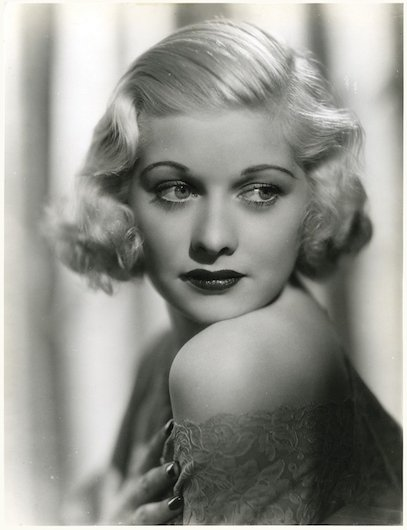 Young Lucille Ball, 1930s