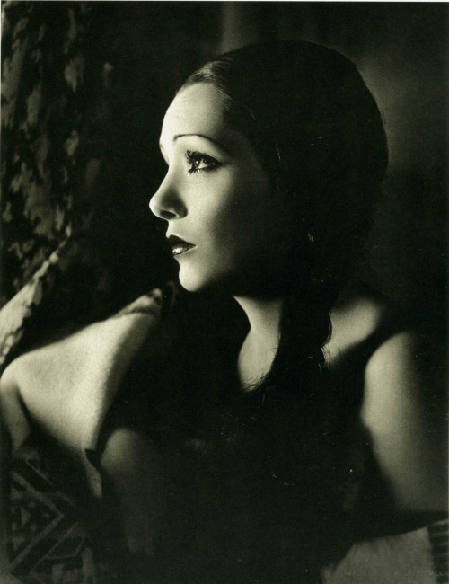 "Lupe Velez, ""The Squaw Man"", 1931, photo by Clarence Sinclair Bull"
