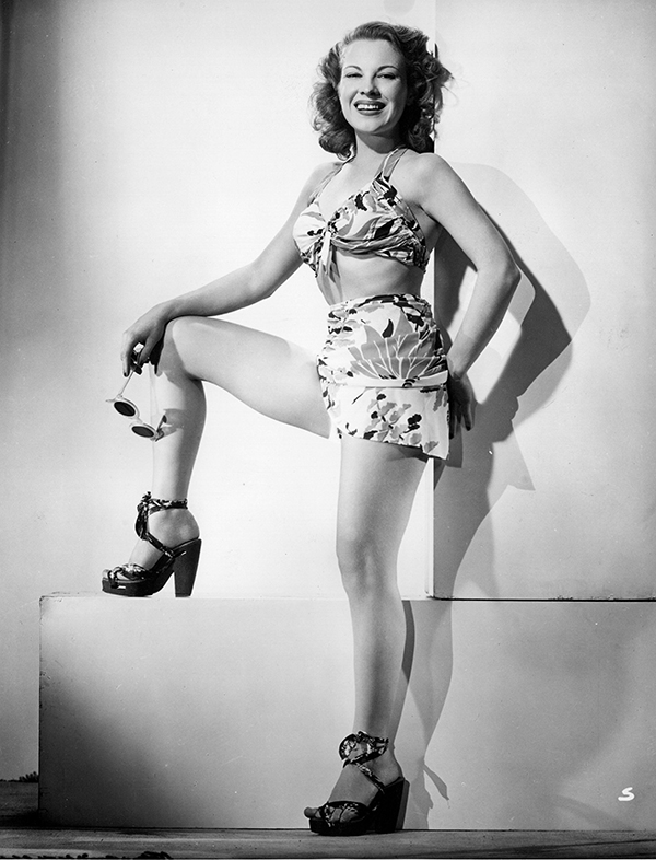 Margaret Landry, and some great 1940s fashion