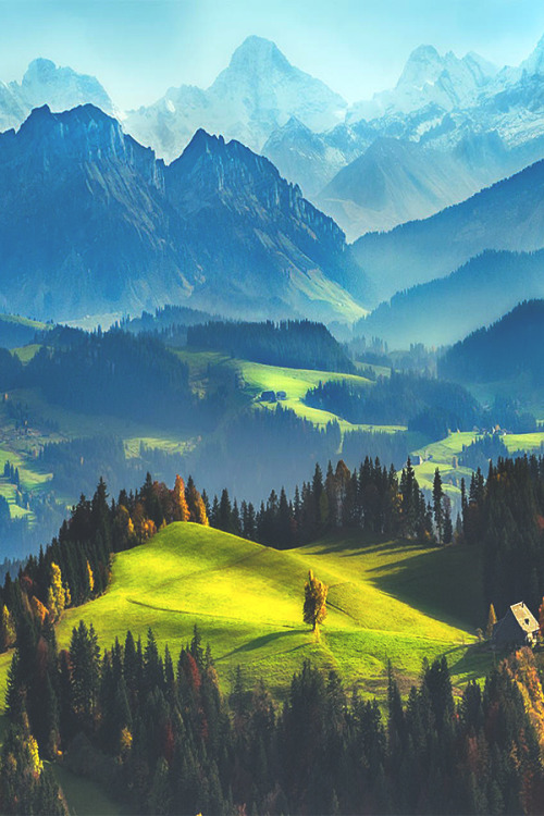 In the Dolomites (ItalianAlps)