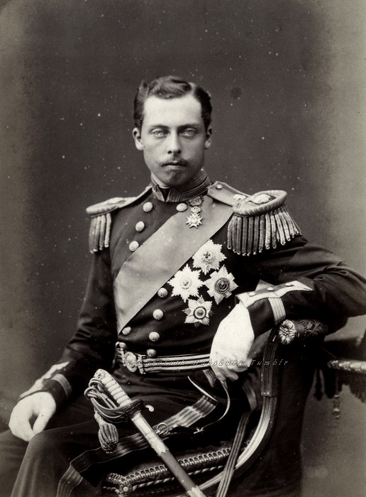 Prince Leopold, Duke of Albany, UK, 1870s