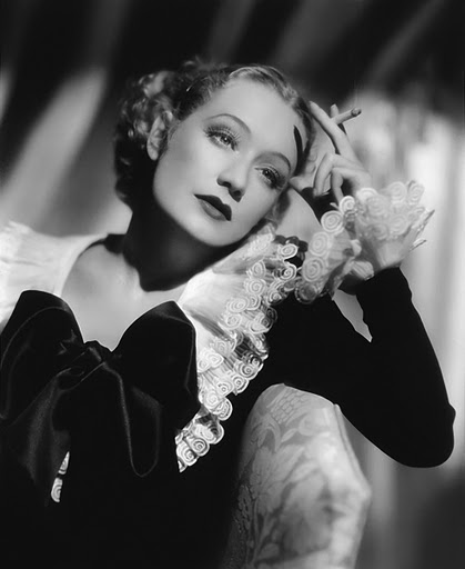 Miriam Hopkins, I think