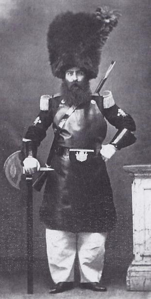 soldier beard 14