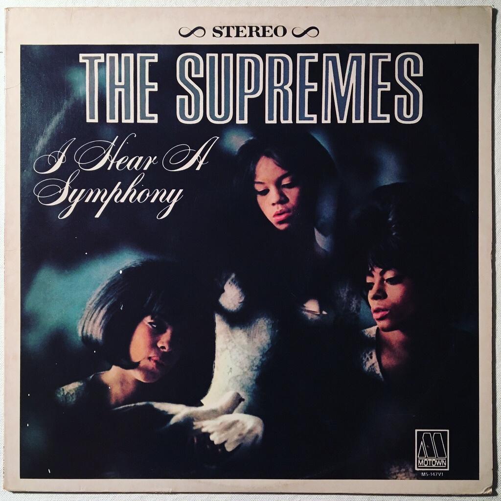 "The Supremes ""I Hear a Symphony"", 1966"