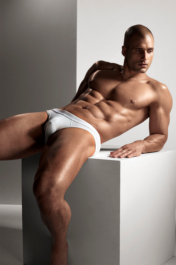 Underwear Model ToddSanfield