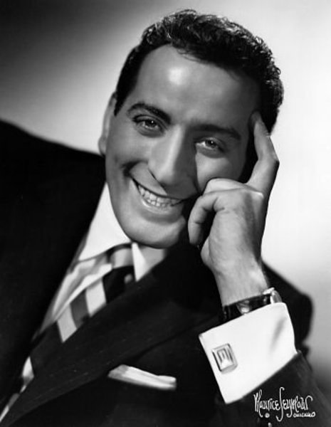 Young Tony Bennett