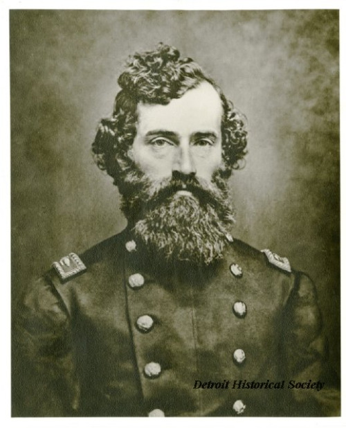US Civil War Officer, Michigan