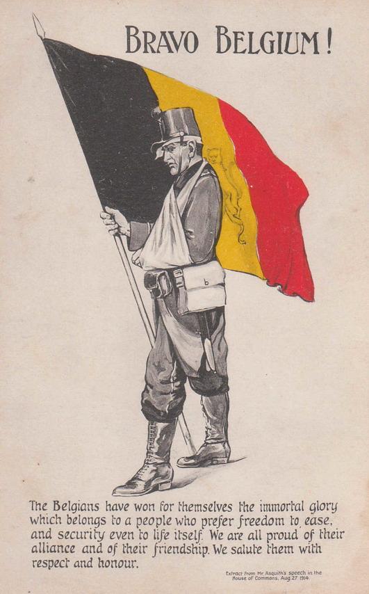 Bravo Belguim! (WWI)