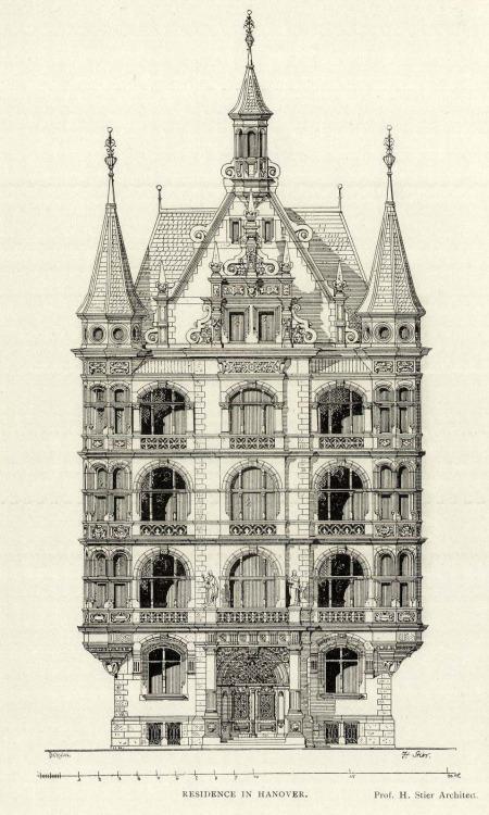 Residence in Hanover,Germany
