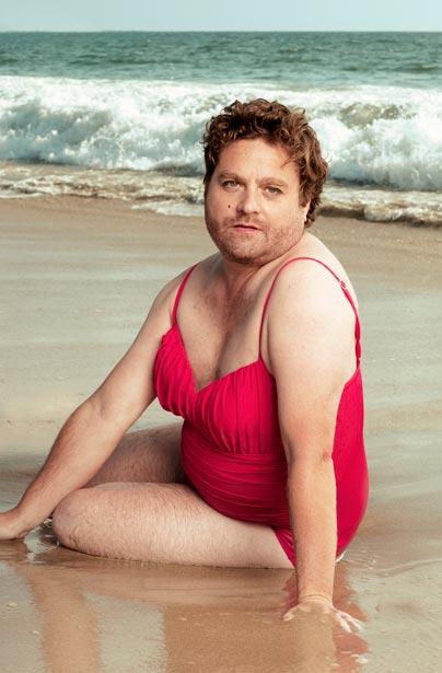 Beach drag