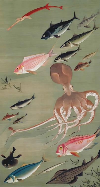 Japanese Art, ItoJakuchu