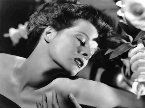 Katharine Hepburn by Ernest Bachrach,1934