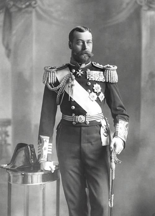 King George V,UK