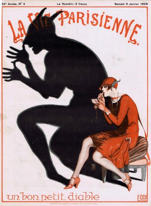 La Vie Parisienne,1926
