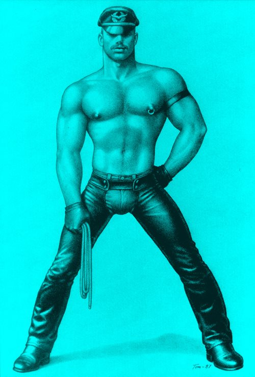 Tom of Finland, 1987