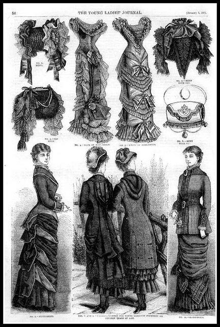 Ladies Home Journal,1881