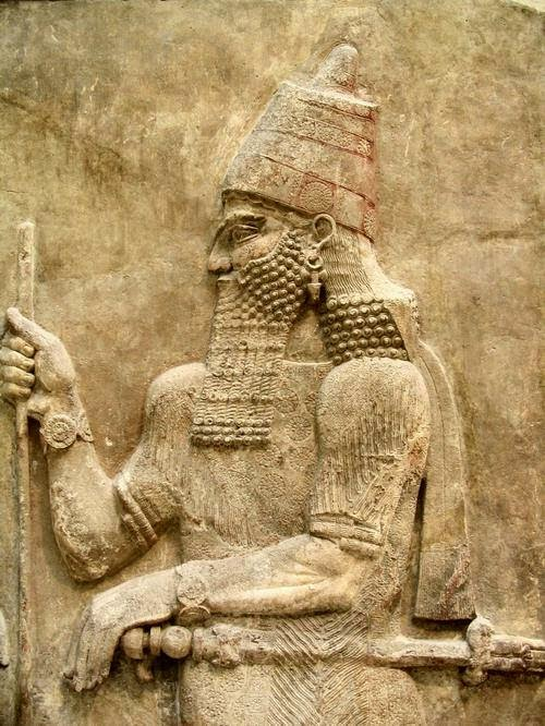 Ancient Assyrian Art