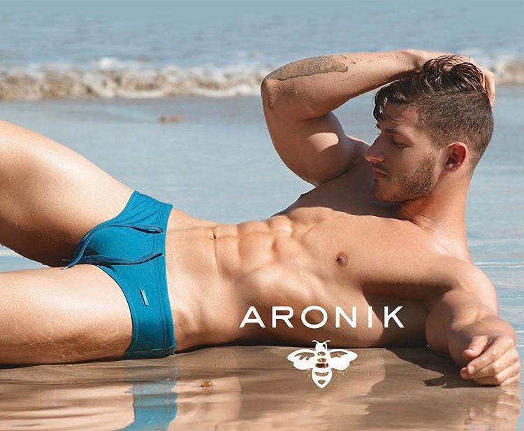 Aronik swimwear model