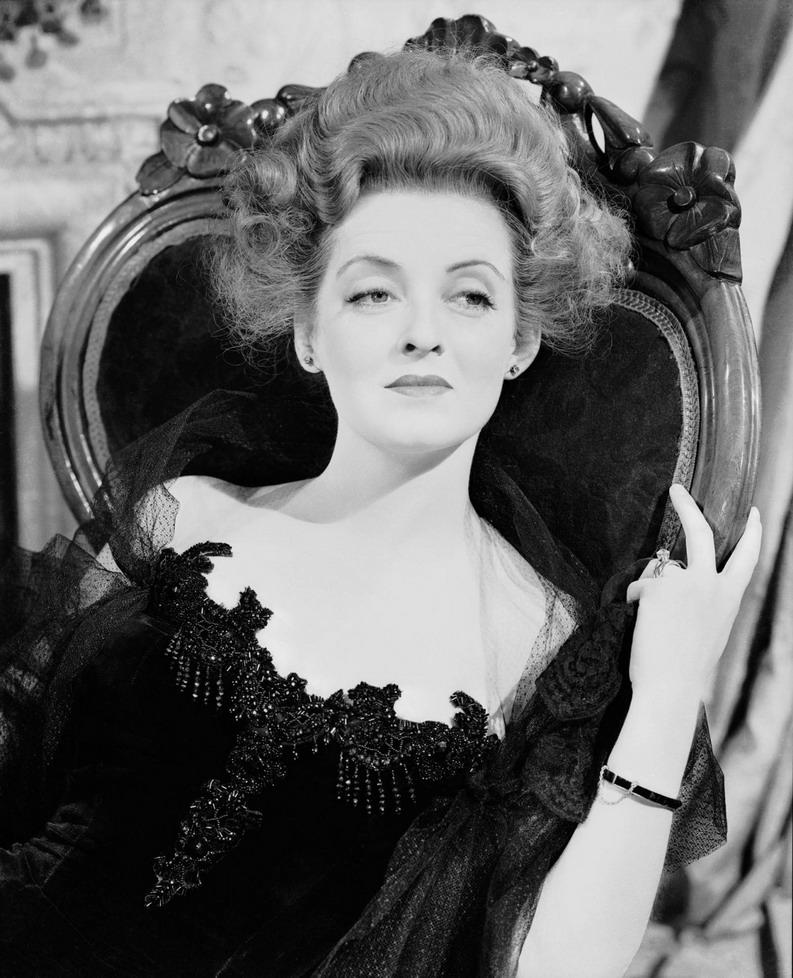 "Bette Davis in ""The Little Foxes"",1941"