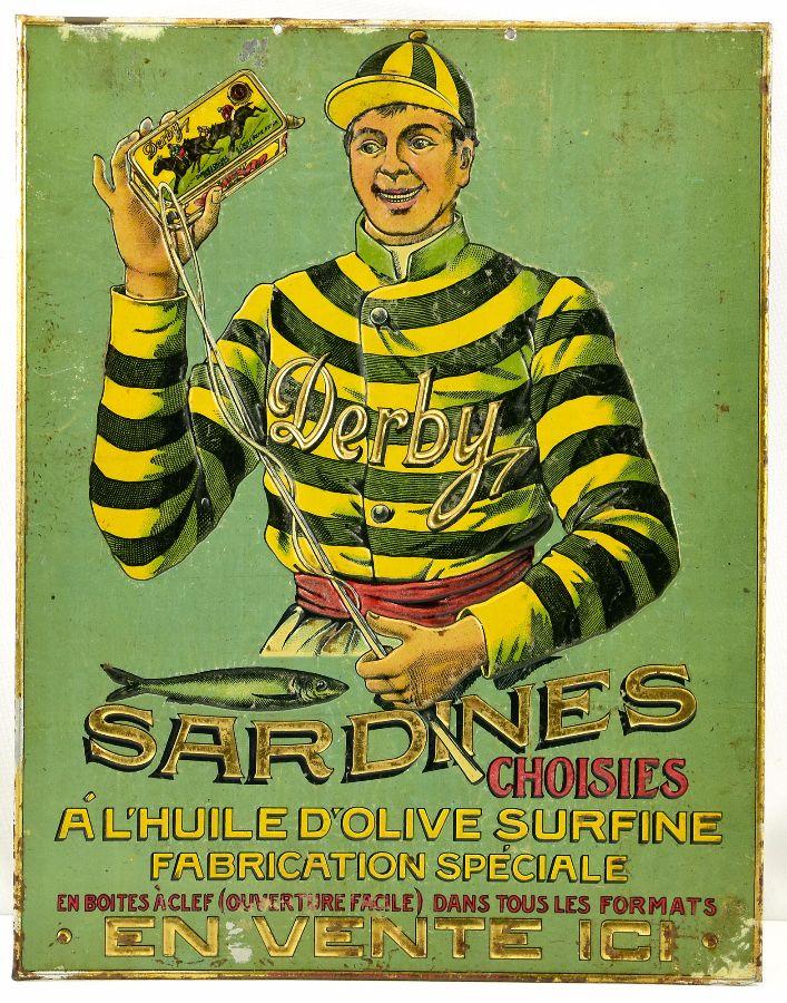 Derby Sardines