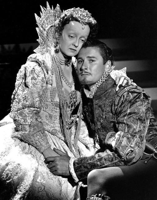 Bette Davis and ErrolFlynn