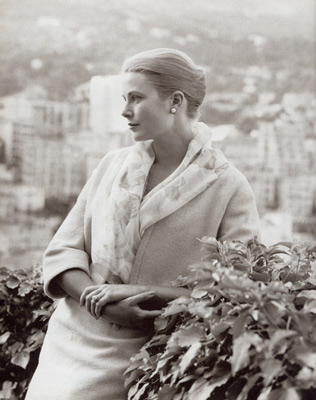 Grace Kelly in Monte-Carlo