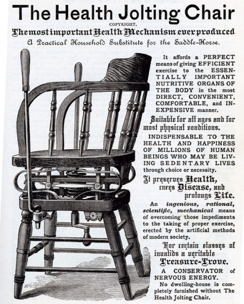 The Health Jolting Chair