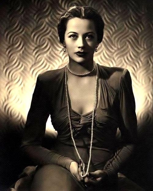 Hedy Lamarr by BrunoBernard