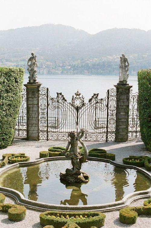 Villa, Lake Como,Italy