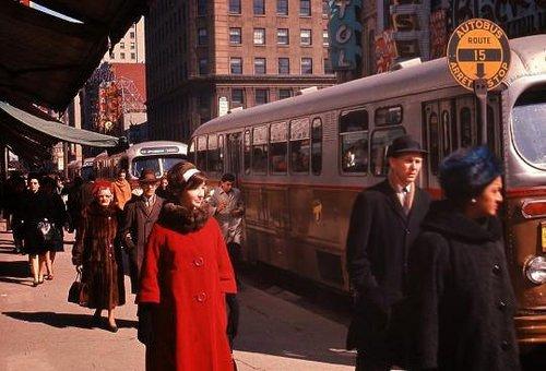 Montreal, circa 1960
