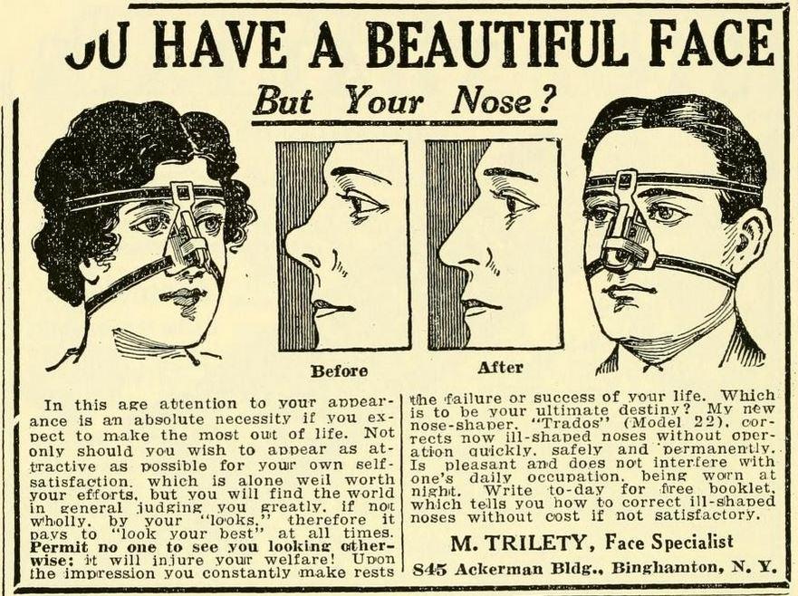 The Nose Corrector
