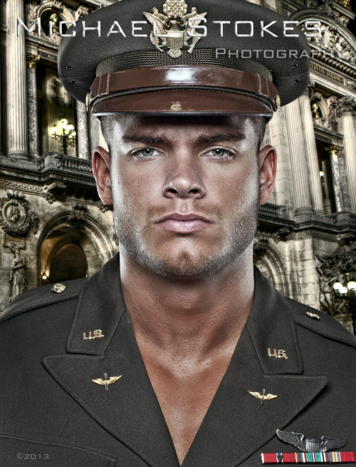 Soldier by MichaelStokes