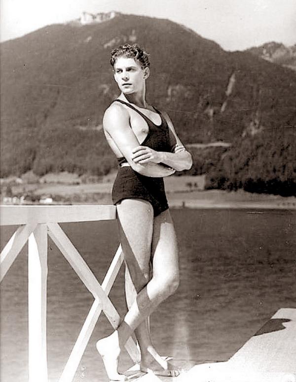 Vintage Men's Swimwear