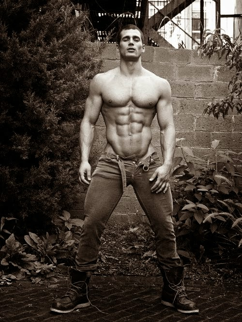 Model Todd Sanfield
