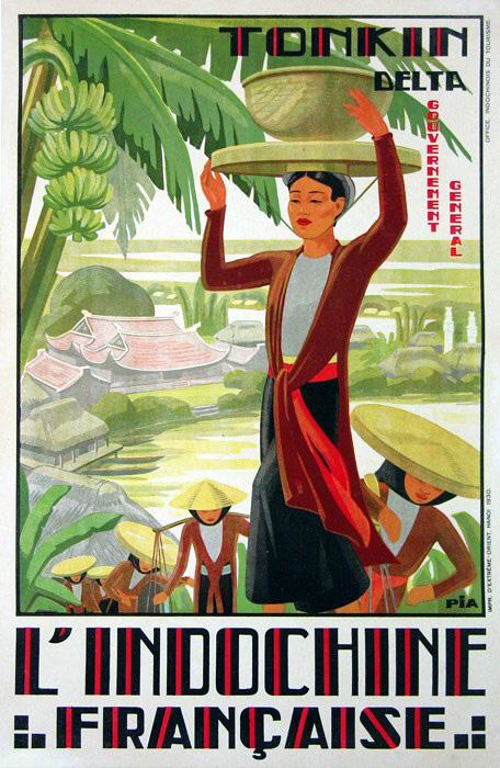 L'Indochine Francaise (VietNam)