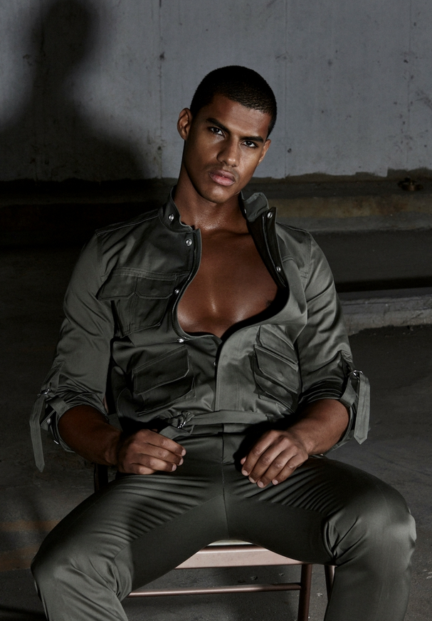 Vitor Melo by Greg Vaughan