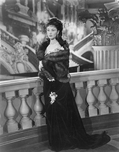 """Vivien Leigh in """"Anna Karenina"""", 1948"""