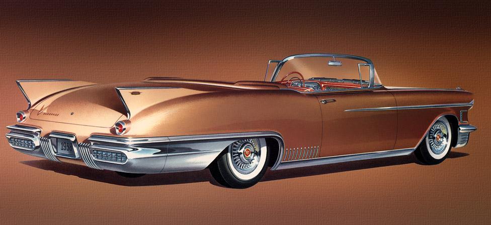1958 Cadillac EldoradoBiarritz
