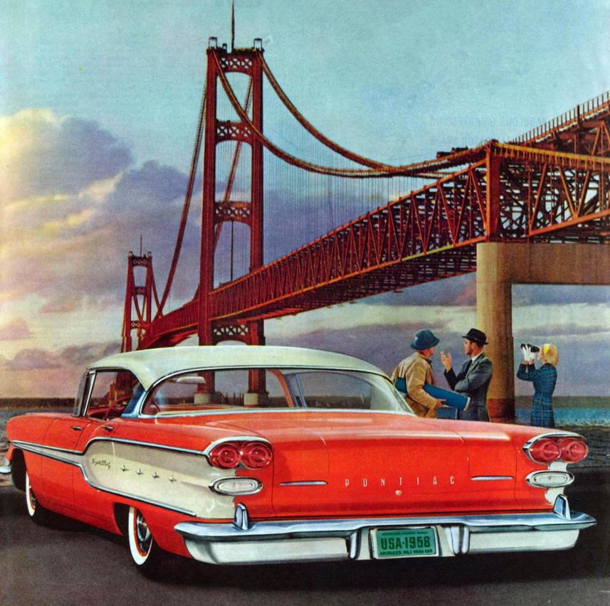 1958 Pontiac ad