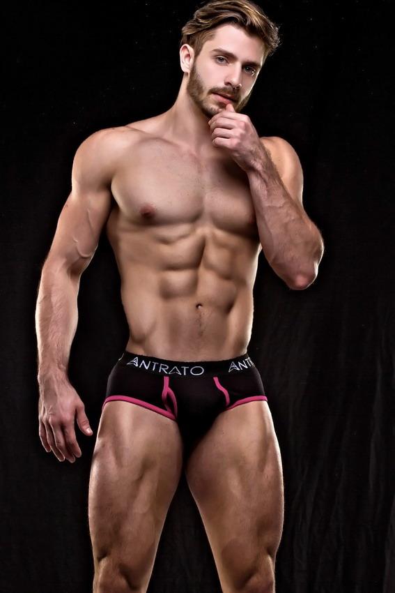 Antrato Underwear Model
