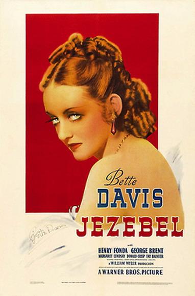 "Bette Davis in ""Jezebel"""
