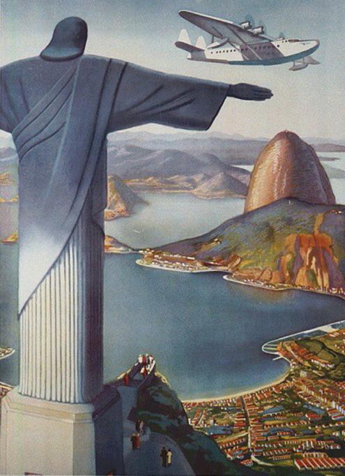 Rio, Brazil, 1930s