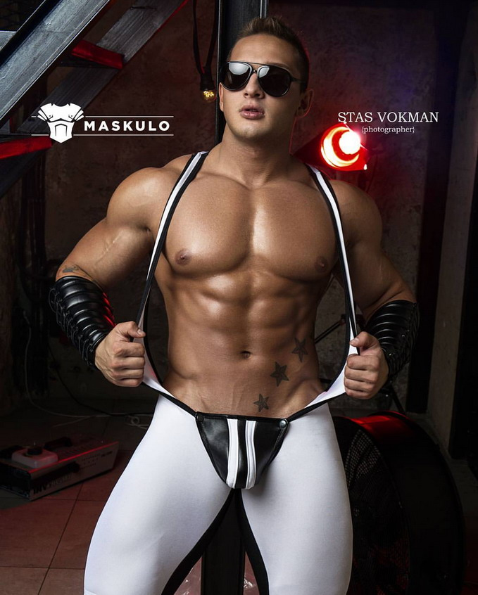 Daniel Goodboy by Stas Vokman for Maskulo