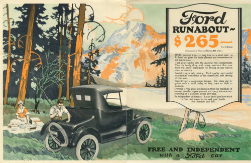 Ford Runabaout