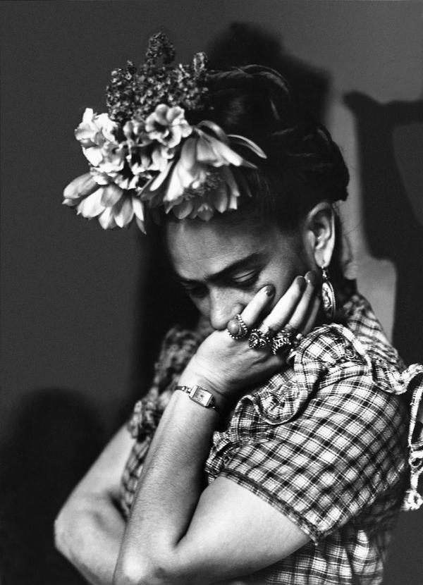 Frida Kahlo, Mexicanpainter